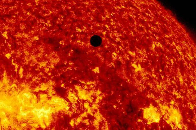 Venus-Transit-News