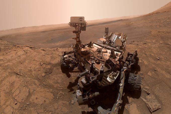 Marslandung 2012 Curiosity-Bilder News