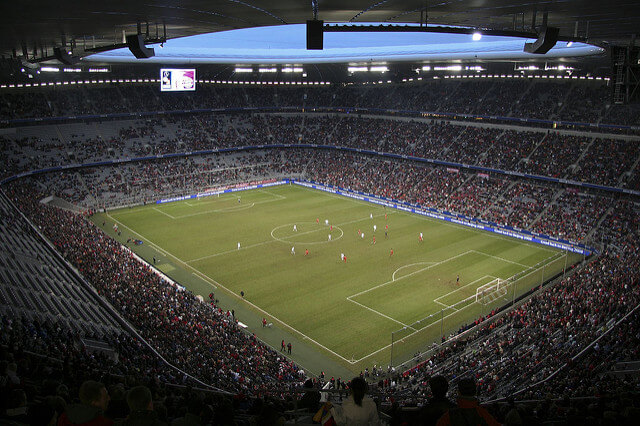 Fussball heute: FC Bayern München – Borussia Dortmund