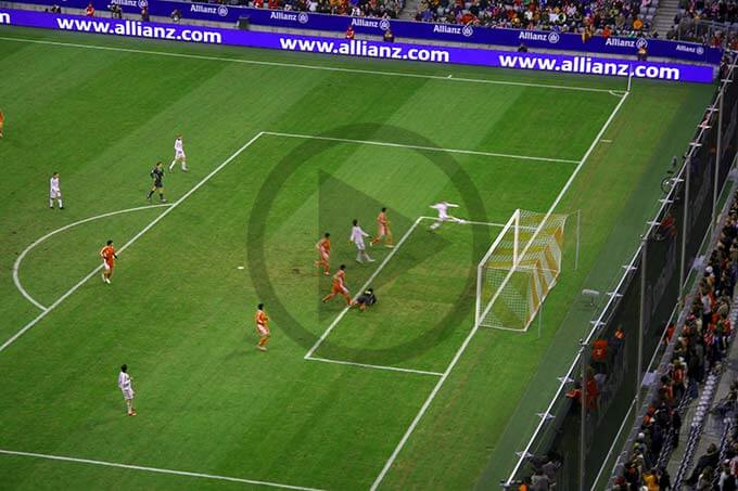 Fussball Bundesliga Highlights Im Video Fc Bayern Koln