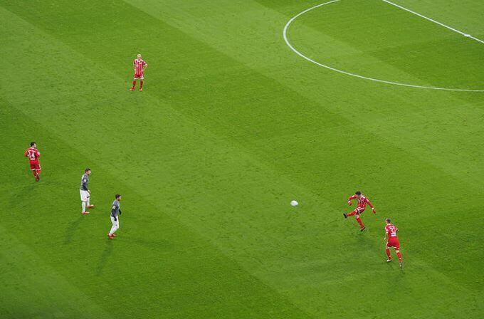 Fussball Live Und Highlights Im Video Fc Bayern Munchen