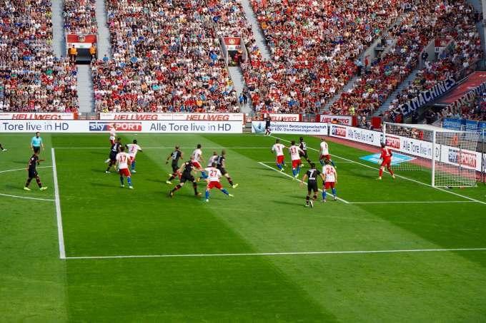 Fussball Heute Live Im Stream Fc St Pauli Hamburger Sv
