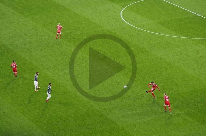 Champions League Highlights Im Video Tottenham Bayern