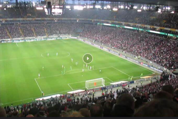 Europa League Highlights Im Video Guimaraes Eintracht