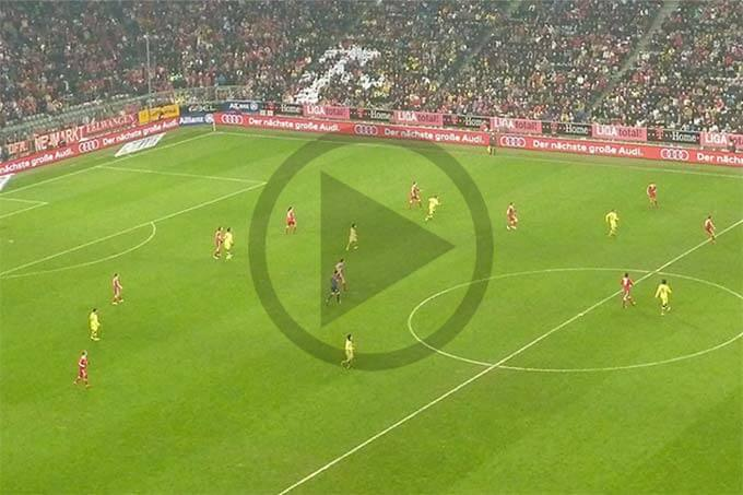 Zusammenfassung Und Video Highlights Bayern Munchen
